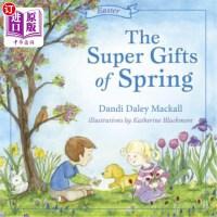 【中商海外直订】The Super Gifts of Spring