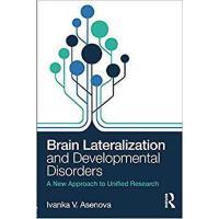 【预订】Brain Lateralization and Developmental Disorders 978113