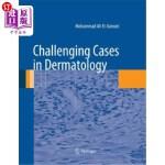 【中商海外直订】Challenging Cases in Dermatology