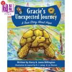 【中商海外直订】Gracie's Unexpected Journey: A Story of Hope