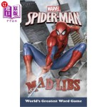 【中商海外直订】Marvel's Spider-Man Mad Libs