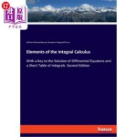 【中商海外直订】Elements of the Integral Calculus