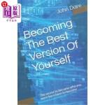【中商海外直订】Becoming the Best Version of Yourself: The Secret t