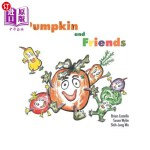 【中商海外直订】Pumpkin & Friends