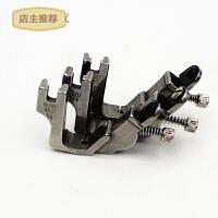 工业缝纫机压脚松紧带压脚 管条肩带压脚S537平车橡筋缩褶压脚SN5441