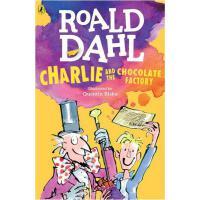 【现货】英文原版 查理和巧克力工厂 美国版新封皮 Charlie and the Chocolate Factory