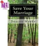 【中商海外直订】Save Your Marriage: Twenty One Thoughts That Can Ch