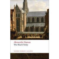英文原版 黑色郁金香(牛津世界经典) The Black Tulip
