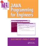 【中商海外直订】Java Programming for Engineers