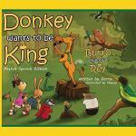 【预订】Donkey Wants to Be King