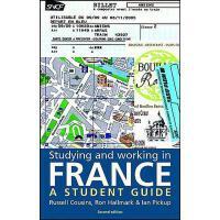 【预订】Studying and Working in France
