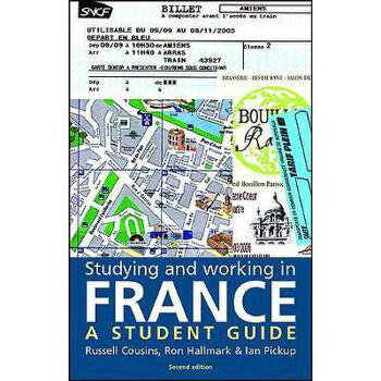 【预订】Studying and Working in France 美国库房发货,通常付款后3-5周到货!