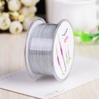 细线绳 71号玉线穿琥珀蜜蜡手串的细线项链绳diy红绳子编织线0.4mm