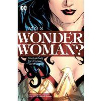 【预订】Wonder Woman: Who Is Wonder Woman? (New Edition)
