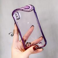 新款�O果X透明硅�z�に��@iphone7plus手�C�づ�8p全包�6s�炖K潮牌