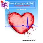 【中商海外直订】Basic Concepts of EKG: A Simplified Approach
