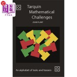 【中商海外直订】Tarquin Mathematical Challenges: An Alphabet of Tas