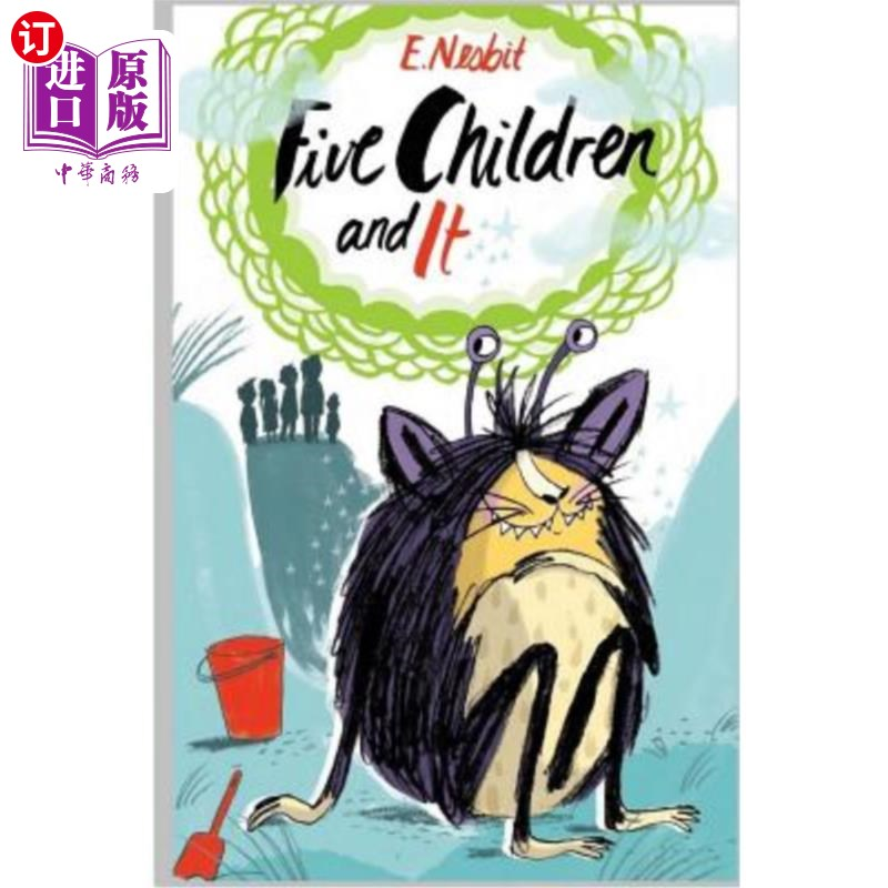 【中商海外直订】Five Children and It