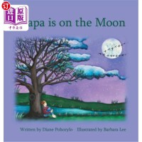 【中商海外直订】Papa Is on the Moon