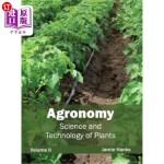 【中商海外直订】Agronomy: Science and Technology of Plants (Volume