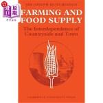 【中商海外直订】Farming and Food Supply: The Interdependence of Cou