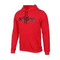 【店庆开门红低至3折】Adidas阿迪达斯 男装 运动休闲连帽卫衣套头衫 EA3525