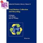 【中商海外直订】Used Battery Collection and Recycling