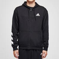 adidas阿迪达斯男子夹克外套篮球休闲运动服DM7564