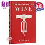 【中商原版】葡萄酒的哲学 英文原版 The Philosophy of Wine