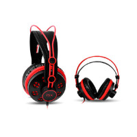 iSK HP-580 头戴式监听耳机 网络K歌 DJ主播专业录音耳机