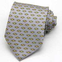 雪佛兰 4S店 男士领带 女士丝巾 经理领带 雪弗兰 雪佛兰黄色领带 雪佛兰新款领带