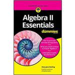 【预订】Algebra II Essentials for Dummies 9781119590873
