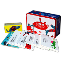 法国大奖幼儿思维训练玩具书(精装共五册)