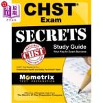 【中商海外直订】Chst Exam Secrets Study Guide: Chst Test Review for