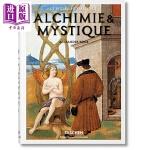 【中商原版】炼金术与神秘主义 英文原版 Alchemy & Mysticism