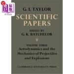 【中商海外直订】The Scientific Papers of Sir Geoffrey Ingram Taylor