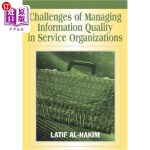 【中商海外直订】Challenges of Managing Information Quality in Servi