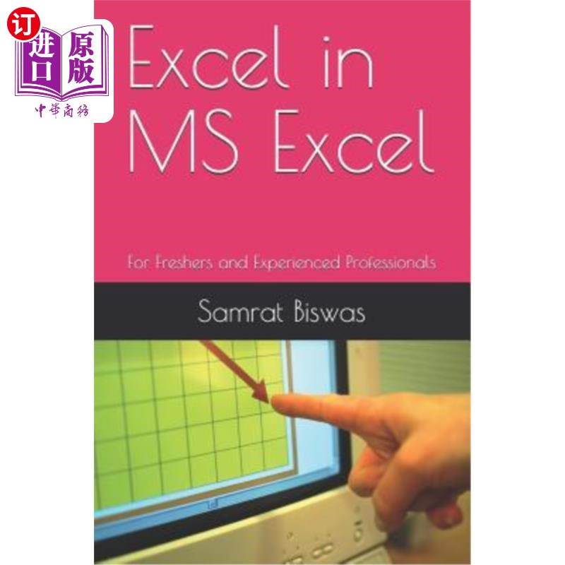 【中商海外直订】Excel in MS Excel: For Freshers and Experienced Professionals