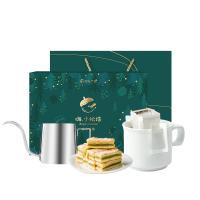 网易严选 嗨,小松塔 圣诞精品咖啡礼盒
