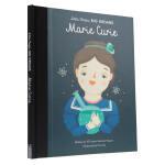 英文原版Marie Curie小女孩有大梦想