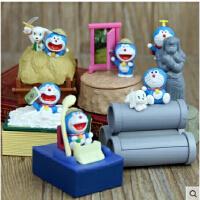哆啦A梦 机器猫手办模型 6款叮当大雄 蓝胖子玩偶 大魔境道具公仔