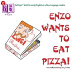 【中商海外直订】Enzo Wants to Eat Pizza