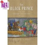 【中商海外直订】The Black Prince and the Grande Chevauchée of 1355