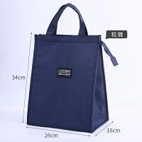 20191219134444001加厚�b�盒袋子�X箔保�卮�帆布�э�菜的便��包保暖冷藏上班手提袋