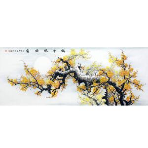 中国美协会员,龙云书画院院长侯桂峰(铁骨傲风)1