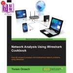 【中商海外直订】Network Analysis Using Wireshark Cookbook
