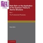 【中商海外直订】Niels Bohr on the Application of the Quantum Theory