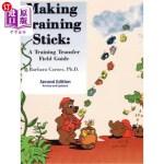 【中商海外直订】Making Training Stick: A Training Transfer Field Gu