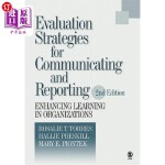 【中商海外直订】Evaluation Strategies for Communicating and Reporti