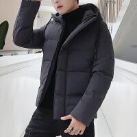 男士棉服情侣款潮牌男式棉衣短款面包服新款韩版外套日系保暖